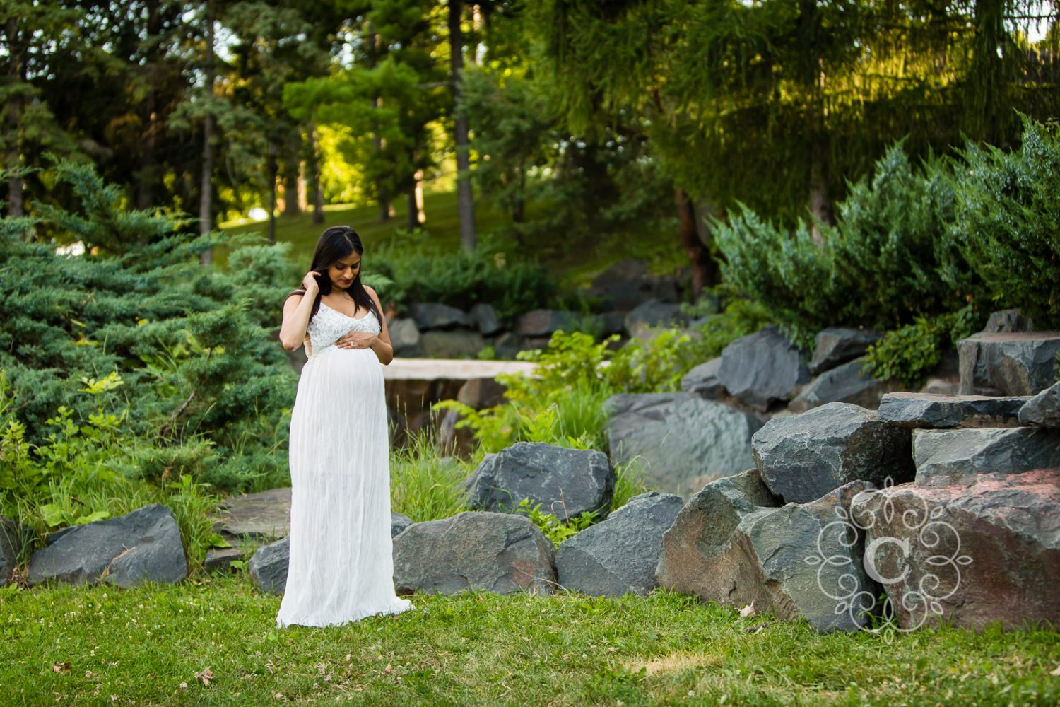 Minneapolis Maternity Photography by Carina Photographics