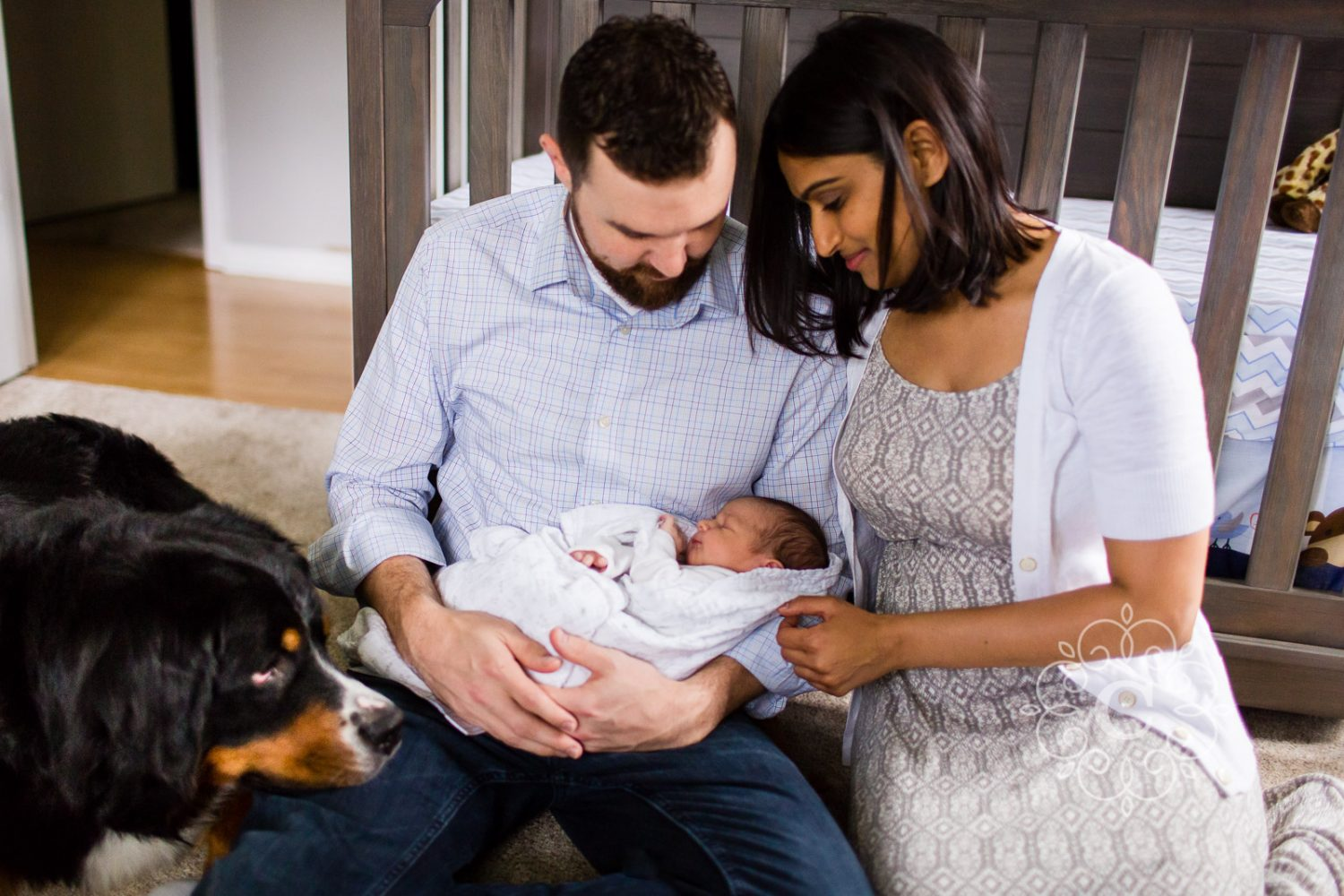 Minneapolis-St Paul Newborn Photography by Carina Photographics