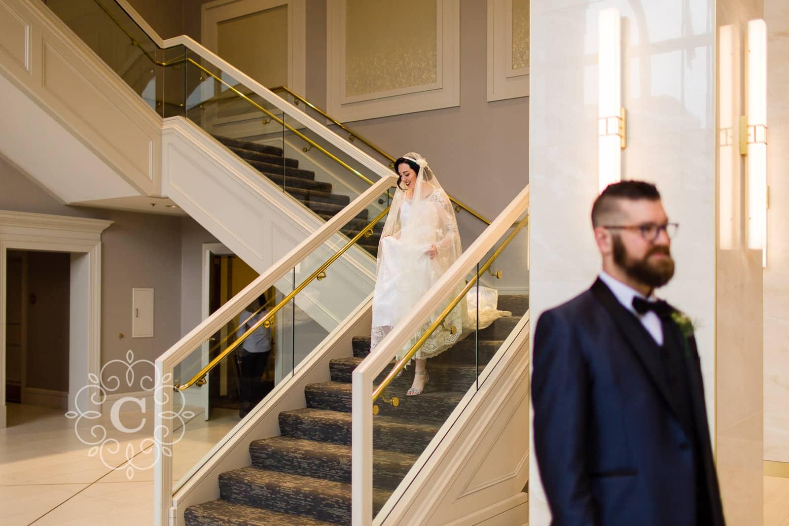 Theodore Wirth Park Minneapolis Wedding Photo