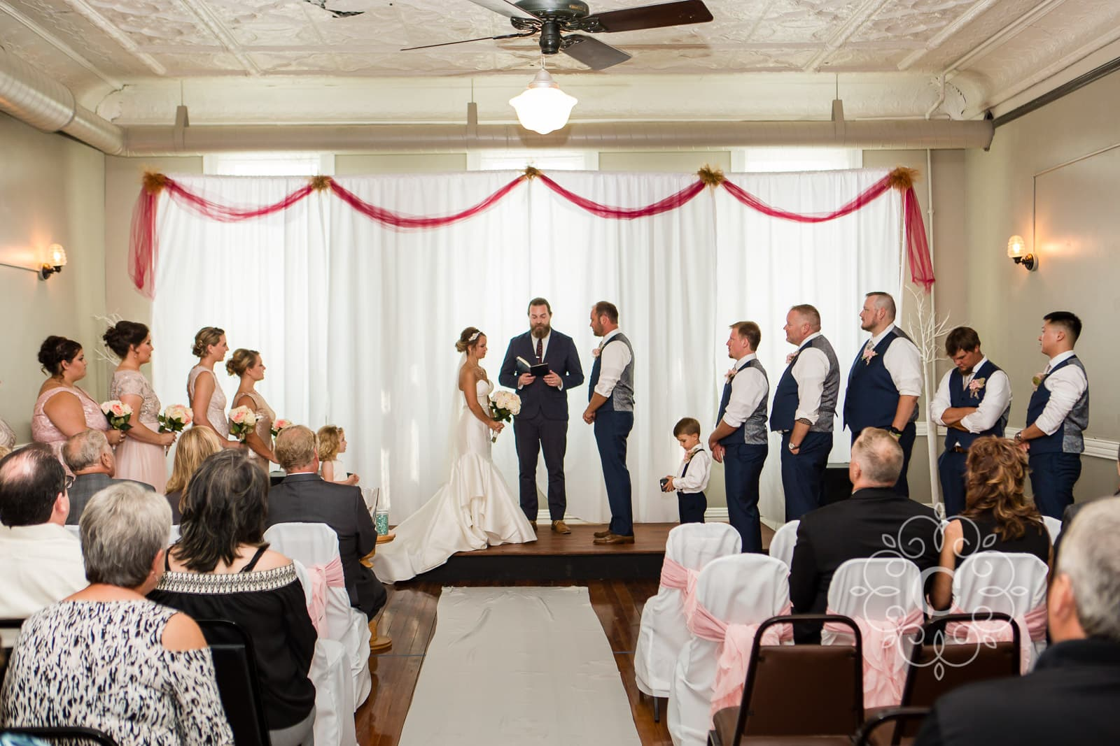 Minnesota Brewery Wedding Photos