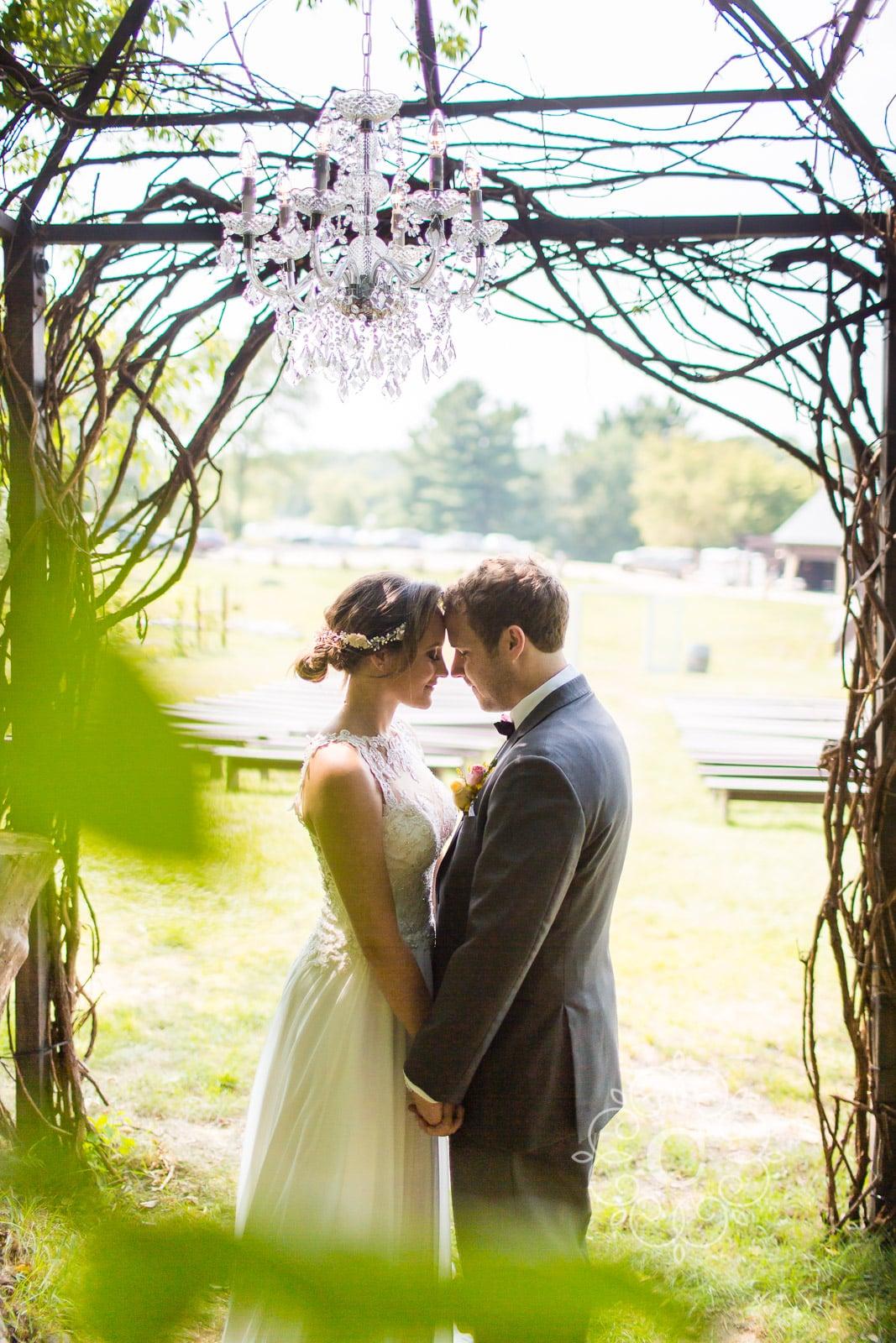 Barn Wedding Venues MN