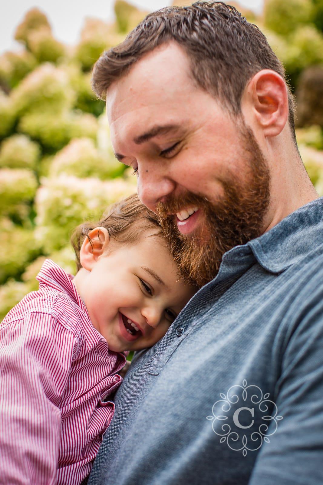 Minnesota Landscape Arboretum Family Photography
