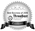 Three Best Rated Businesses 2018
