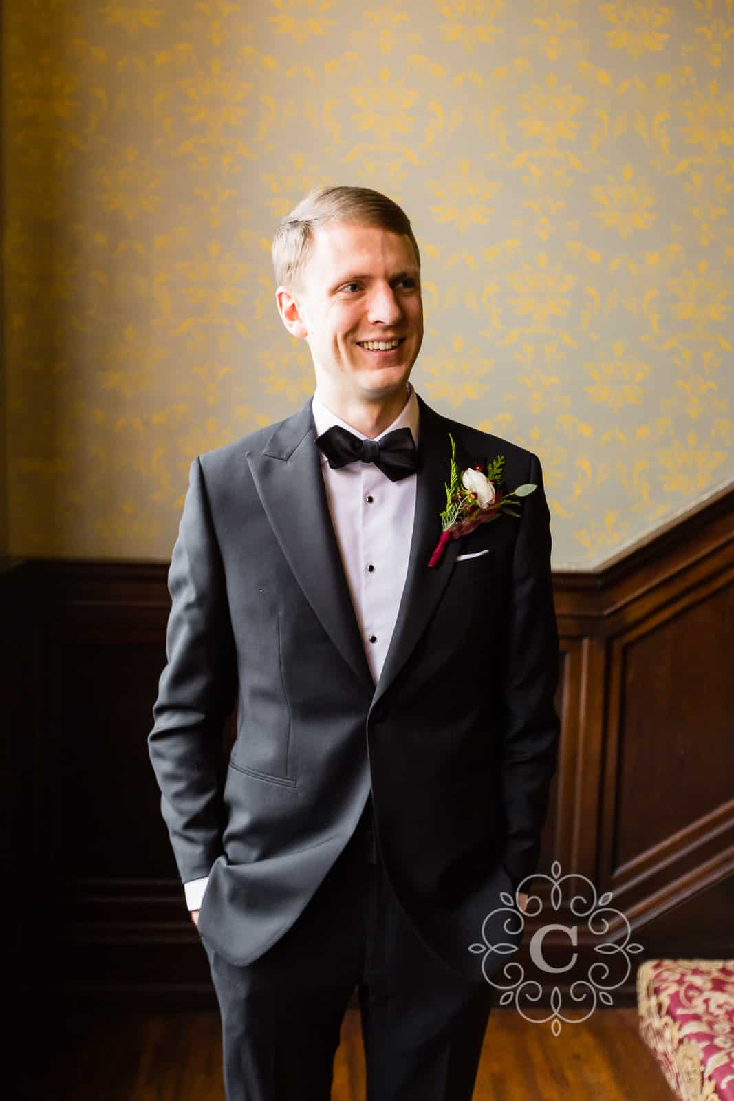 Semple Mansion Minneapolis MN Wedding Photography