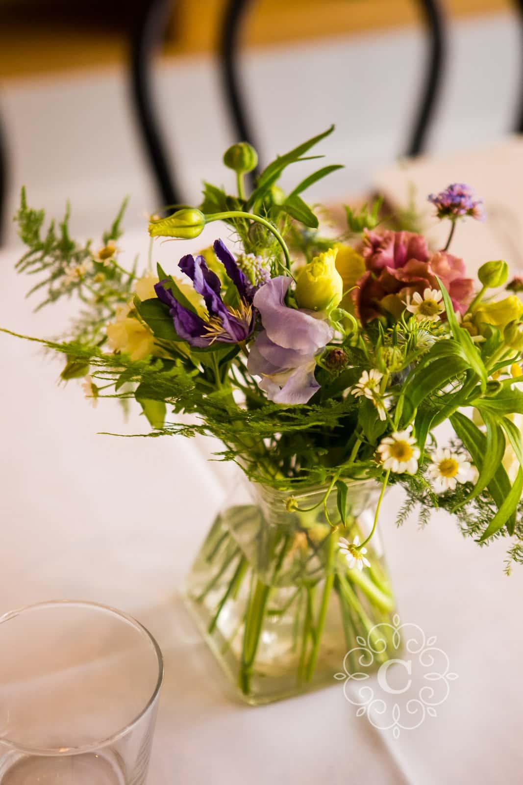 Alma Wedding Reception Photo