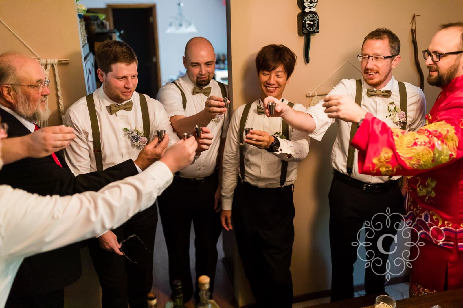 Chinese Tea Ceremony St Paul Hotel Photo