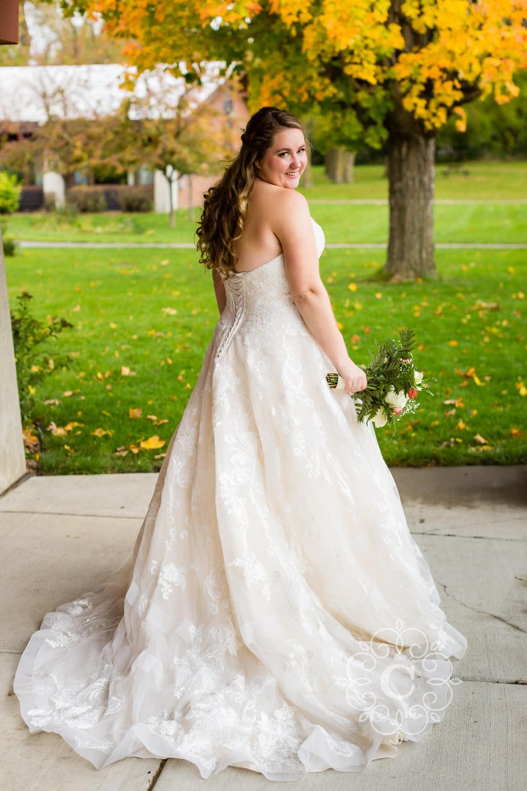 St George Church Wedding Photo
