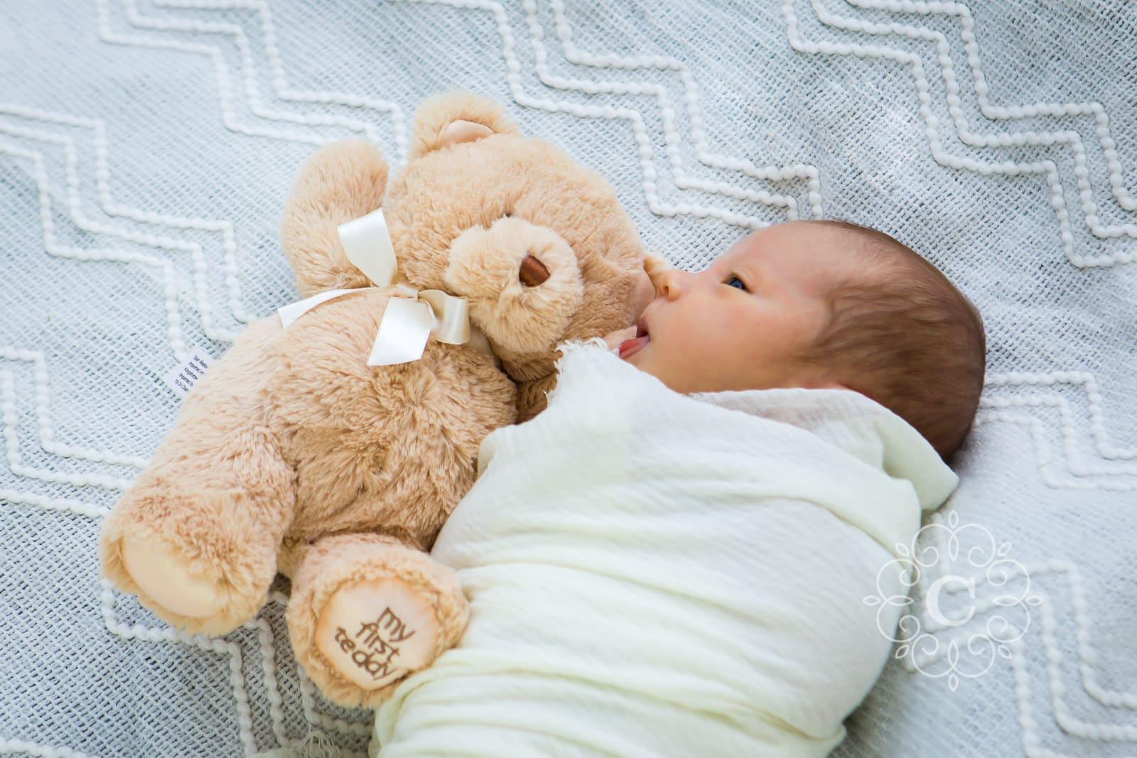 St Paul MN Newborn Photography