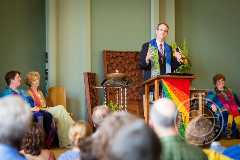 First Universalist Unitarian Church Minneapolis service pastor