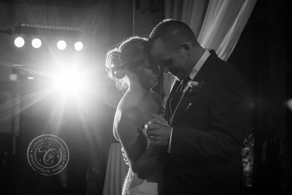 Aria Wedding Minneapolis MN Photo