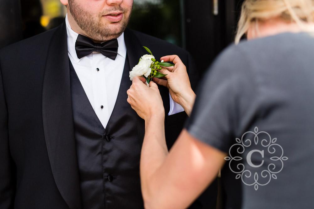 Aria Minneapolis Wedding Photo