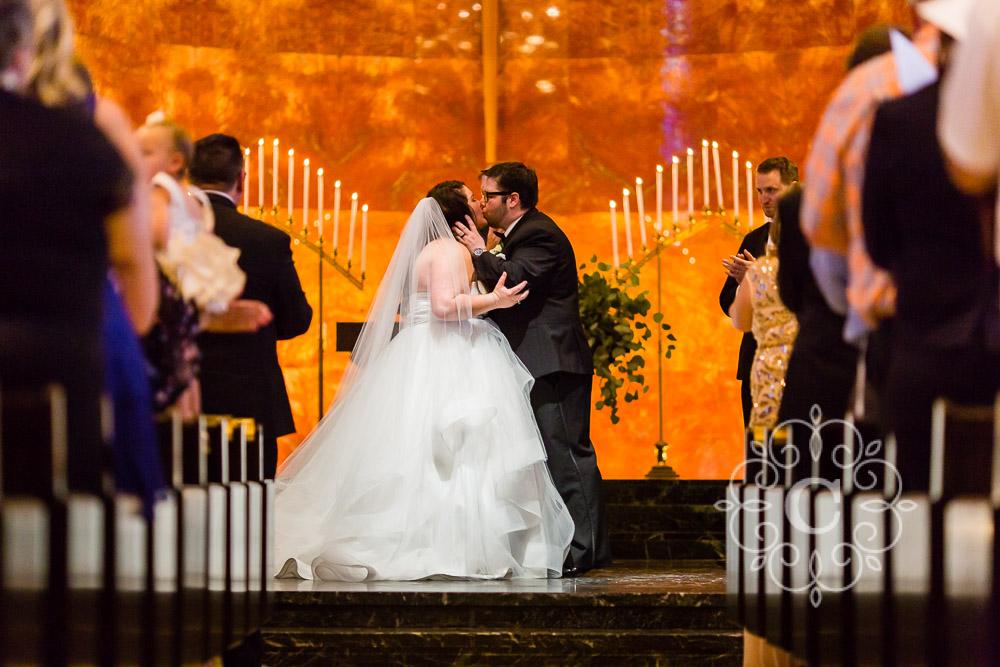 Nazareth Chapel Wedding Photo