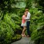 Como Park Conservatory Engagement Photo