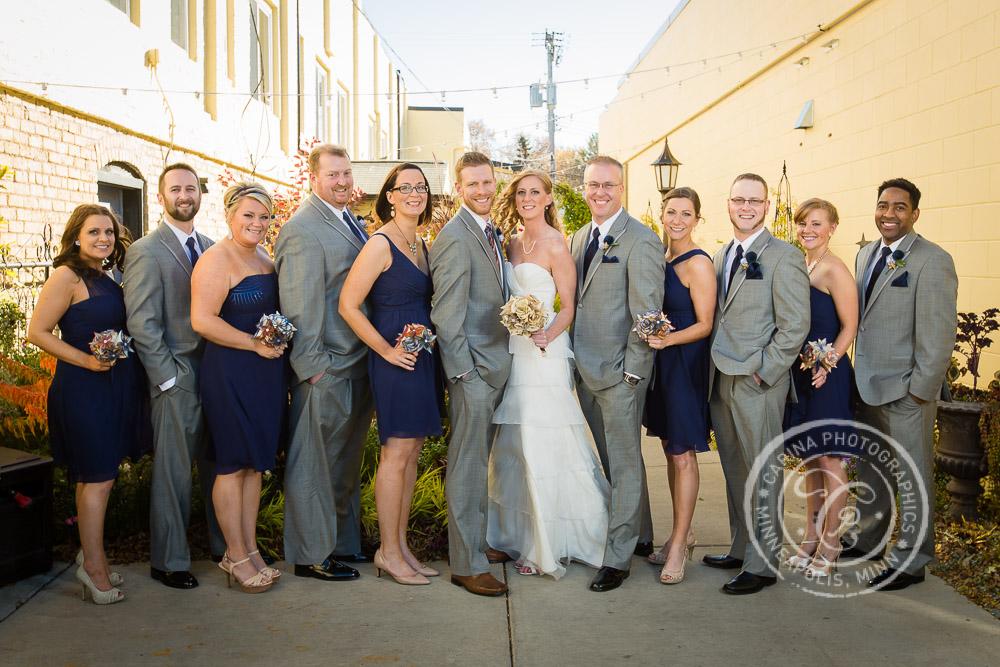 Kellermans Event Center Wedding Minneapolis White Bear Lake MN Photo