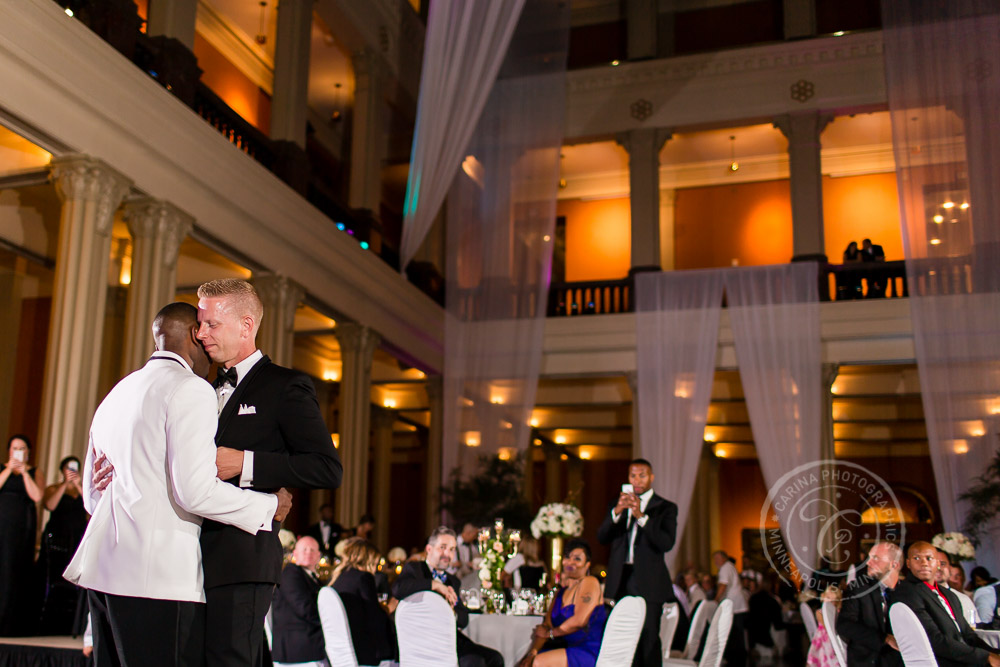 Landmark Center St Paul MN Wedding Venue