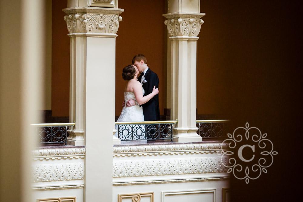 Landmark Center St Paul MN Wedding Venue