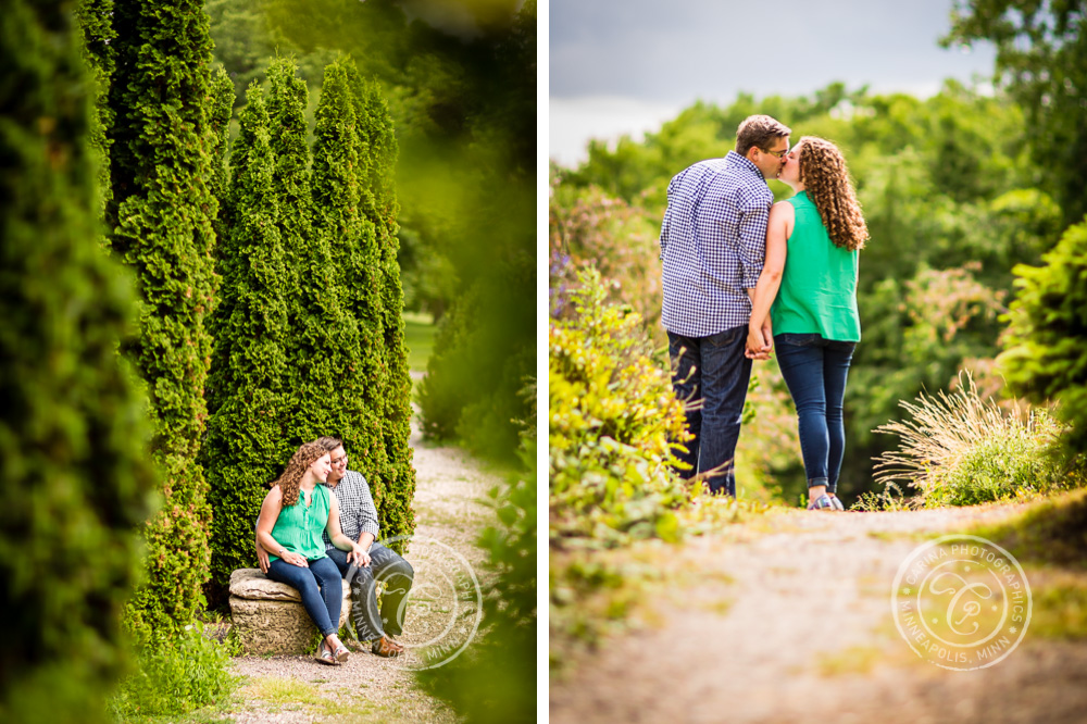 lyndale park peace garden minneapolis engagement photo 4 Lyndale Park Peace Garden Engagement Photos | Stacy + Alex