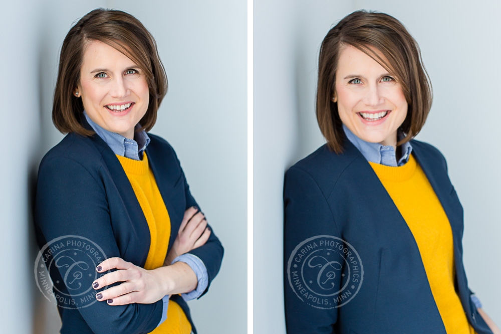Minneapolis MN Corporate Headshot Photo