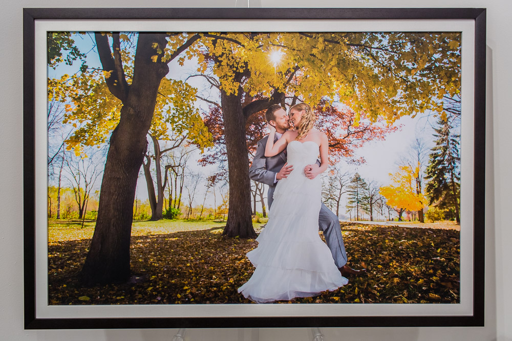 Minneapolis Wedding Photography Framed Print