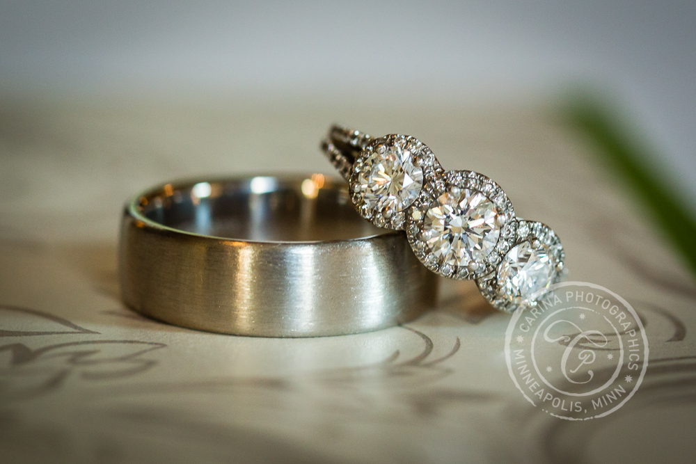 Minneapolis St Anthony Main Event Centre Wedding Rings