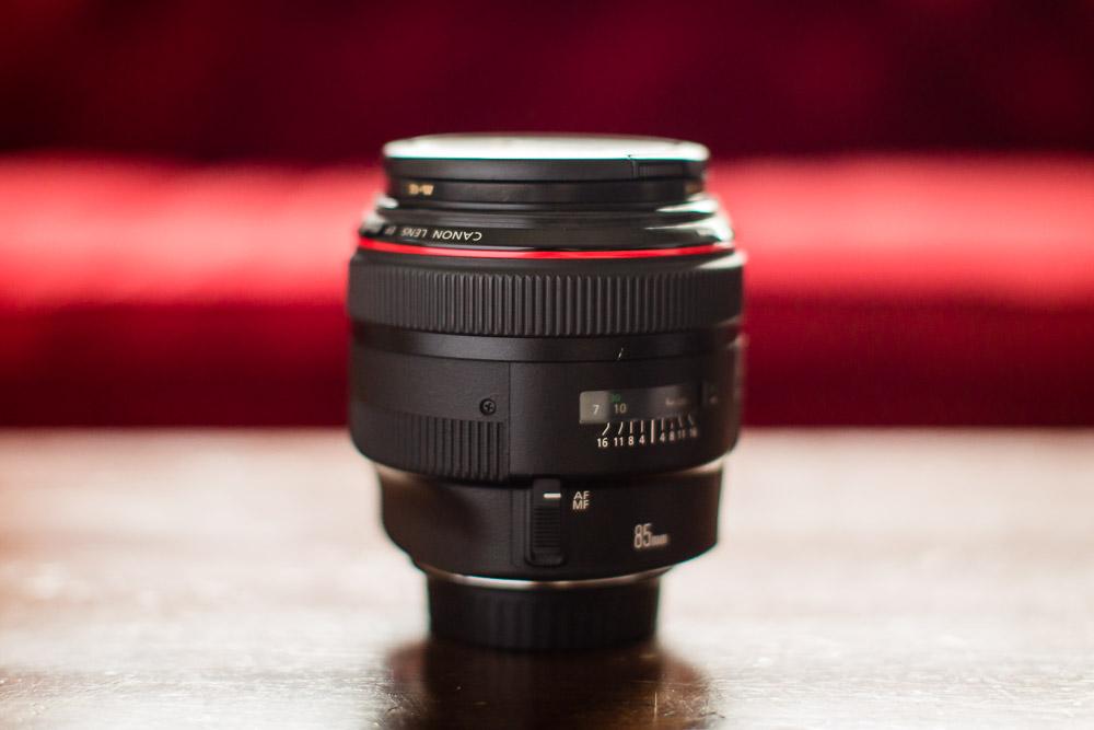 Minneapolis Photographer Canon 85mm Lens