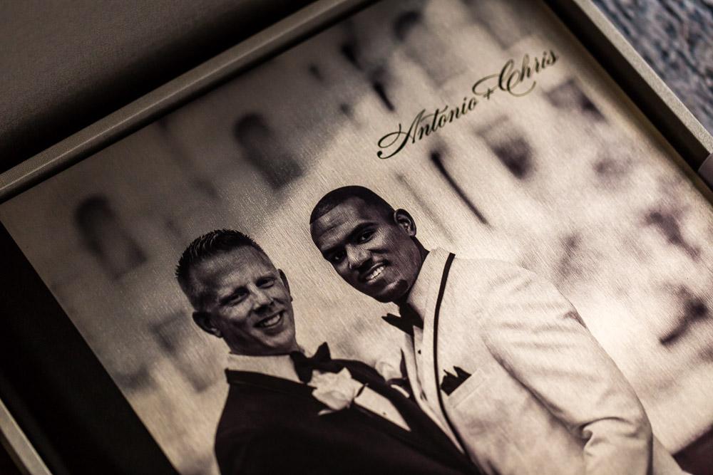 Minneapolis Wedding Photo Album