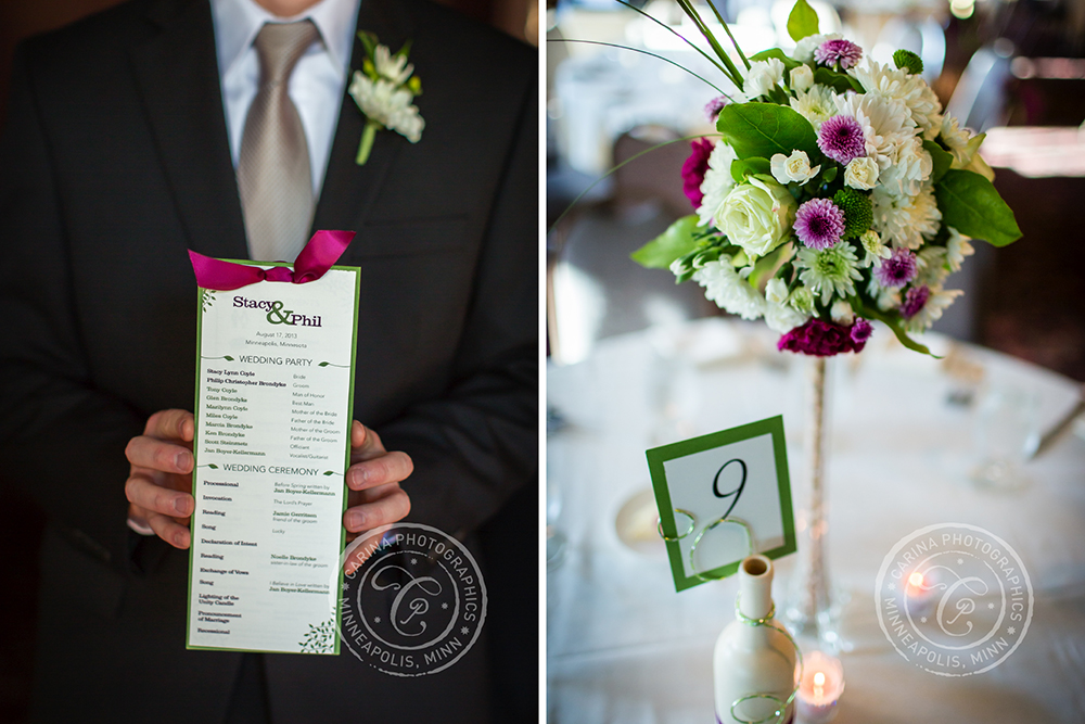 Minneapolis St Anthony Main Event Centre Wedding