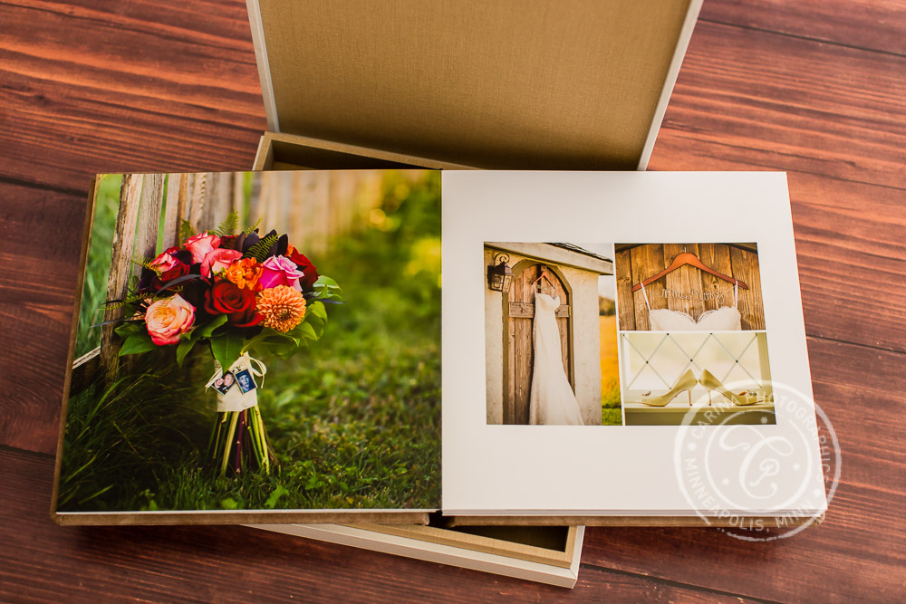 Minneapolis Wedding Photography Albums 19