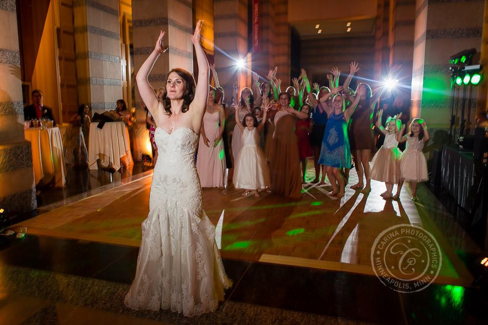 MN History Center Wedding Photography