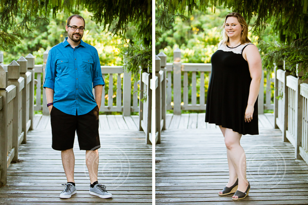 MN Landscape Arboretum Engagement Session