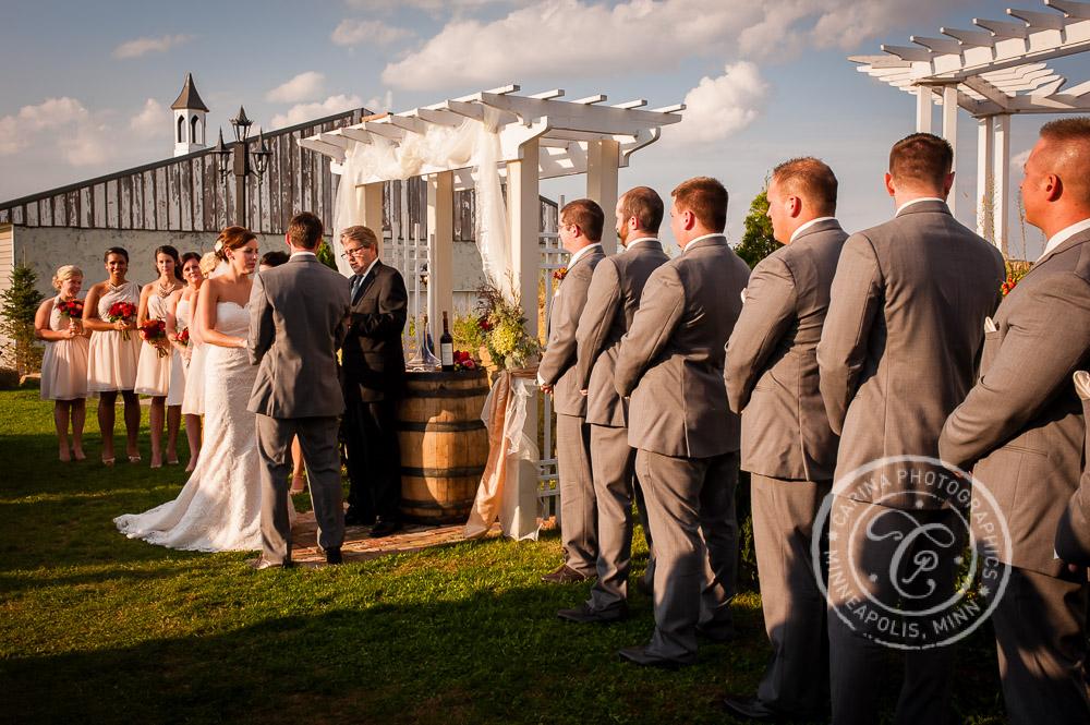 minnesota vineyard winery wedding photo 33 Minnesota Vineyard Winery Wedding | Katie + Bob