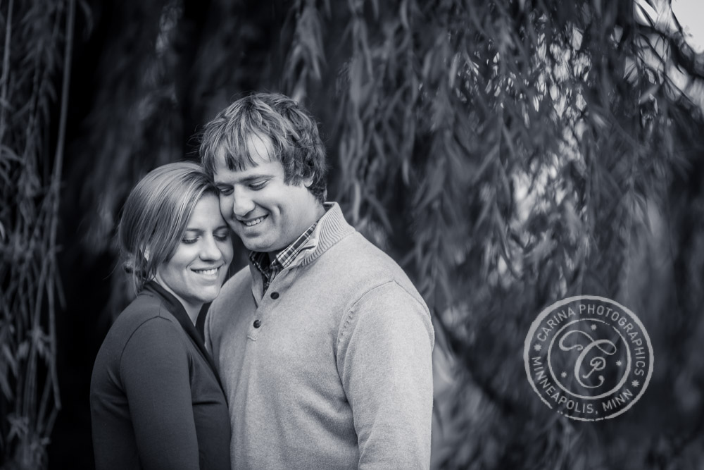 MN Landscape Arboretum Engagement Photo