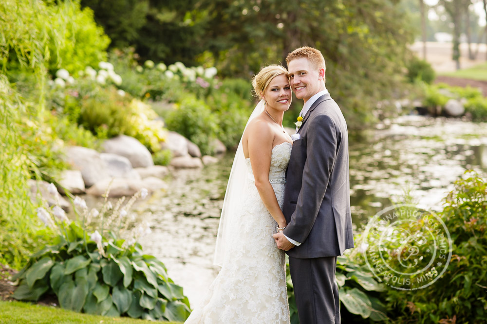 Olympic Hills Golf Club Wedding Eden Prairie MN Photo