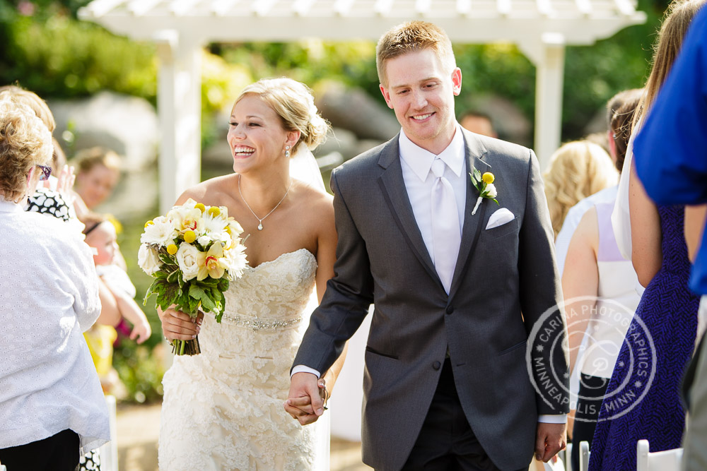 Olympic Hills Golf Club Wedding Eden Prairie MN Photo