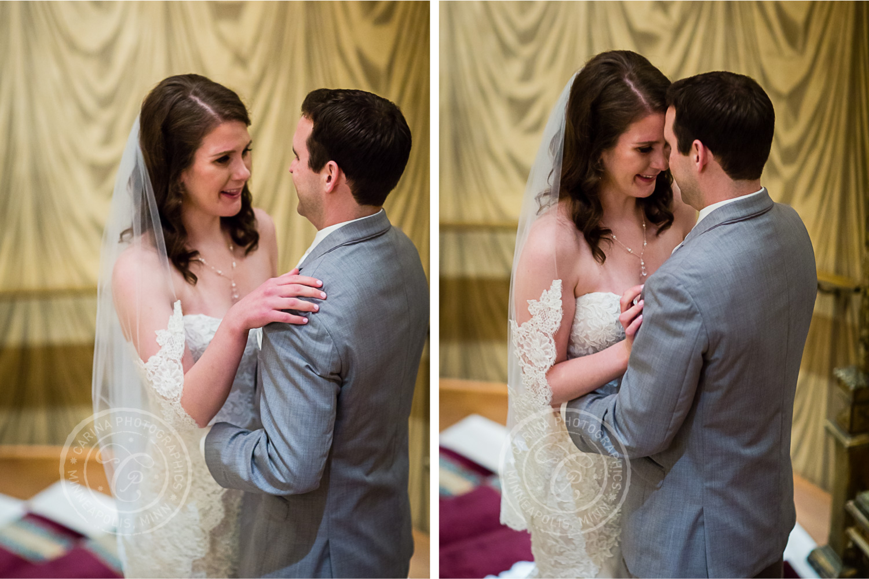 St Paul Hotel Wedding Photography