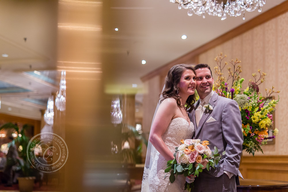 St Paul Hotel Wedding Photography