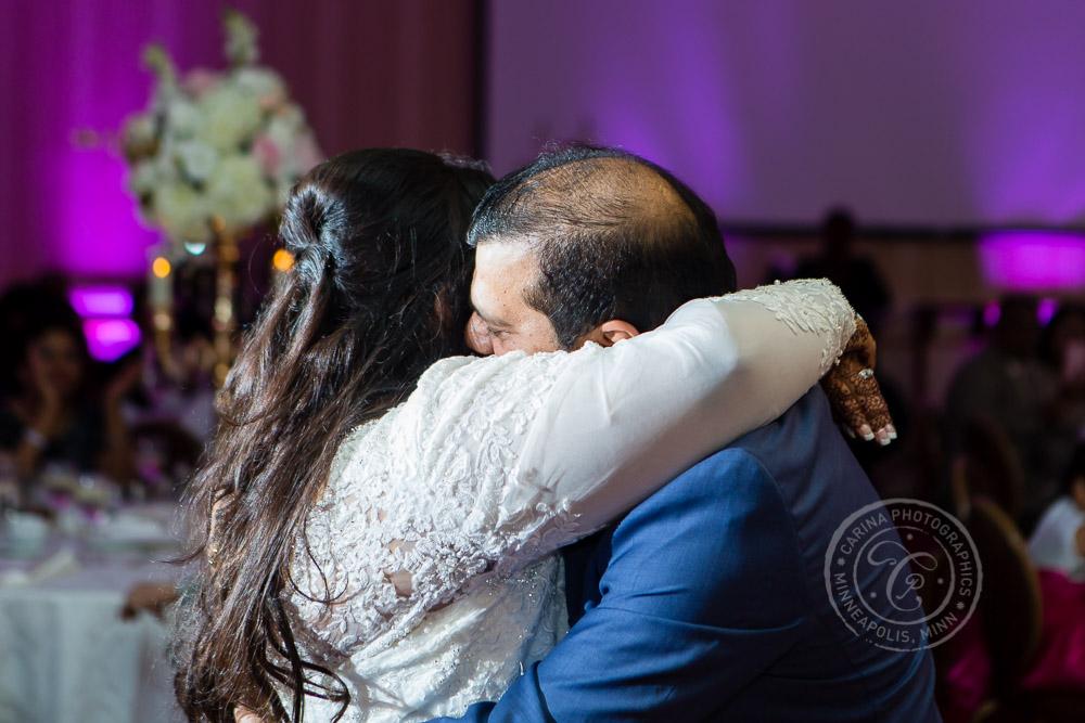 Saint Paul Hotel Indian Wedding Photo