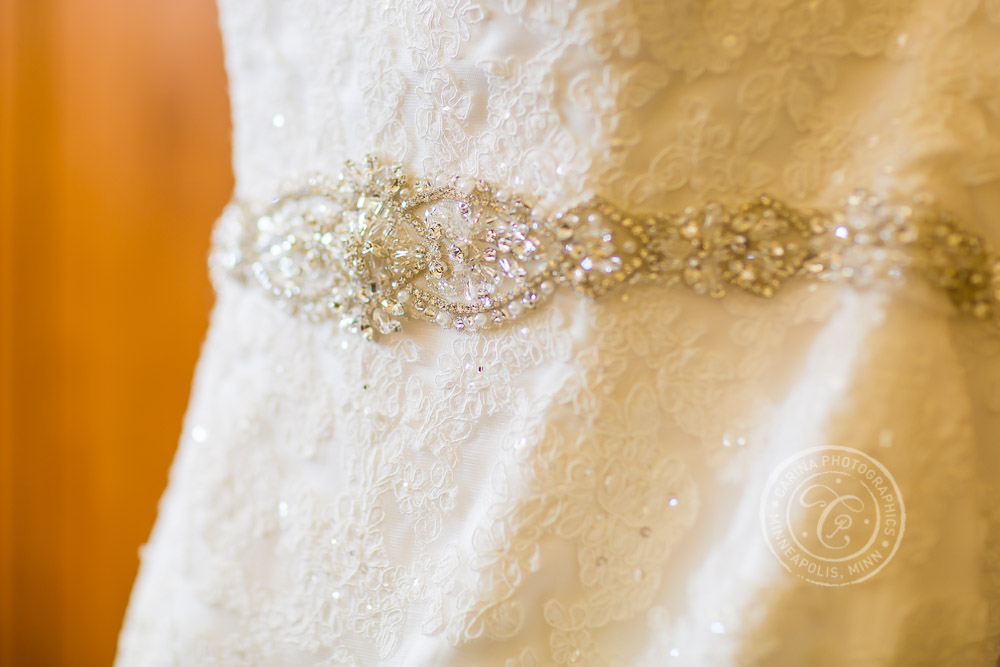 TPC Twin Cities Blaine Wedding Dress Photo