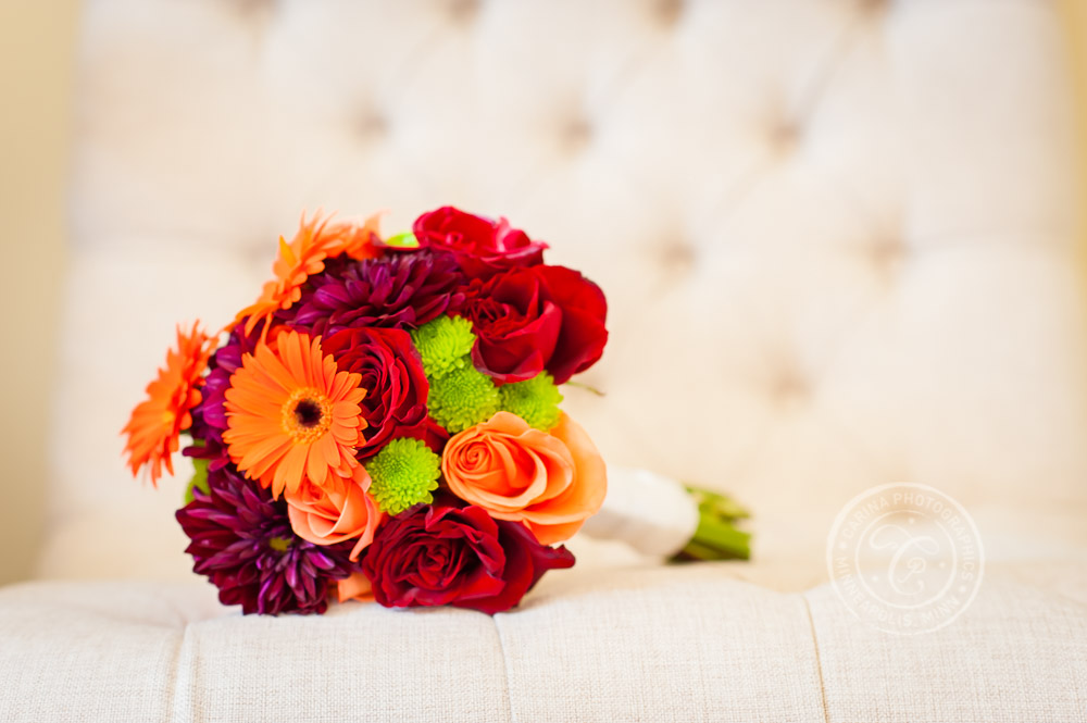 TPC Twin Cities Blaine Wedding Flowers Photo