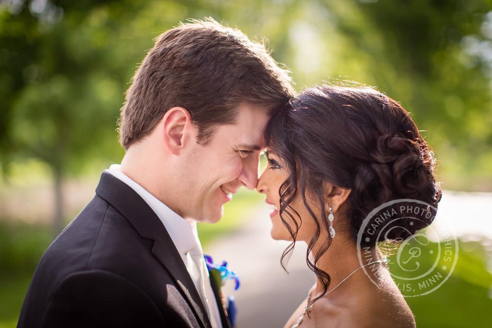Mendakota Country Club Wedding Photo